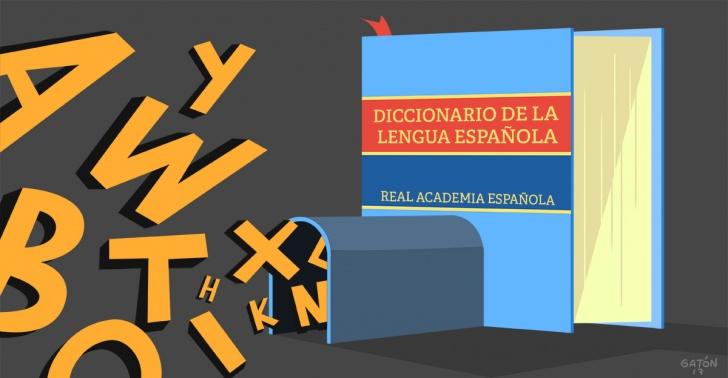 RAE, palabras, diccionario, español, nuevas palabras, vocabulario
