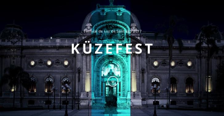 luz, videomapping, projection mapping, kuzefest, santiago, animación, 3d, música, vj