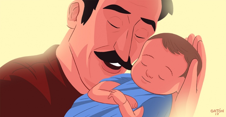 postnatal, hombres, padres, familia, trabajo, chile
