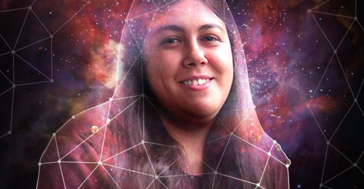 astrofisica, doctorado, chilena, joven, astronomía, mujeres, ciencia, entrevista