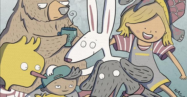 humor, cómics, Nagú, ilustración, humorista gráfico, Natalia Gutierrez