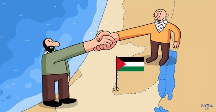 palestina, recociliación palestina, gobierno de unidad nacional palestina, mediacióne egipcia, gaza, Isreal, Hamas, Al Fatha