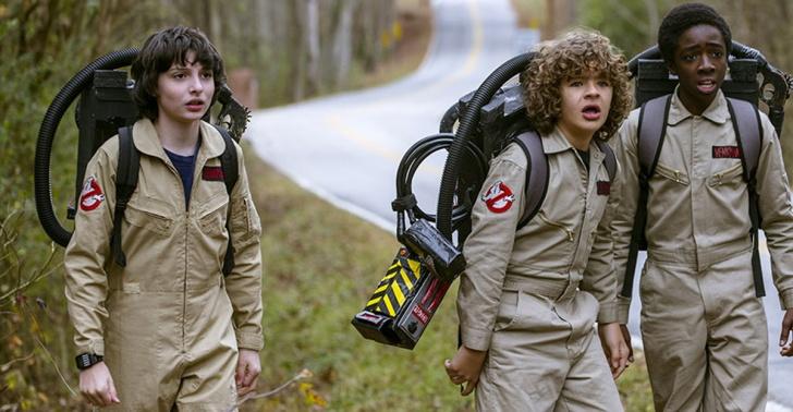 Stranger Things, serie, Netflix, segunda temporada.