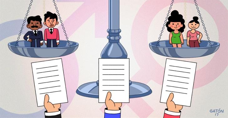 equidad de género, mujeres, derechos femeninos, igualdad