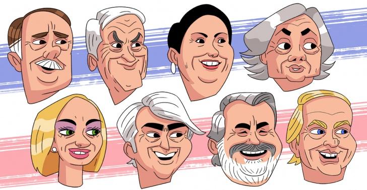 Elecciones presidenciales, presidenciales 2017, candidatos, Chile, posturas