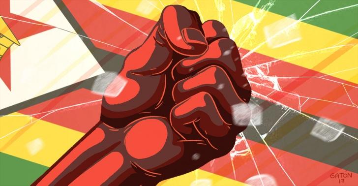 zimbabue, razones, crisis, golpe, estado, explicacion