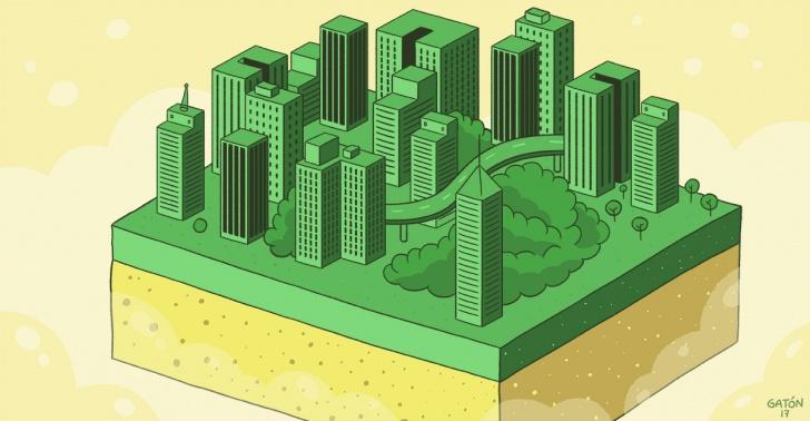 Ciudades esponja, cambio climático, inundaciones, soluciones, agua, reutilizar.