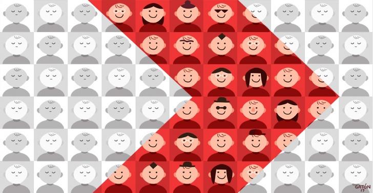 líderes, chilenos, agentes de cambio, entrevistados 2017