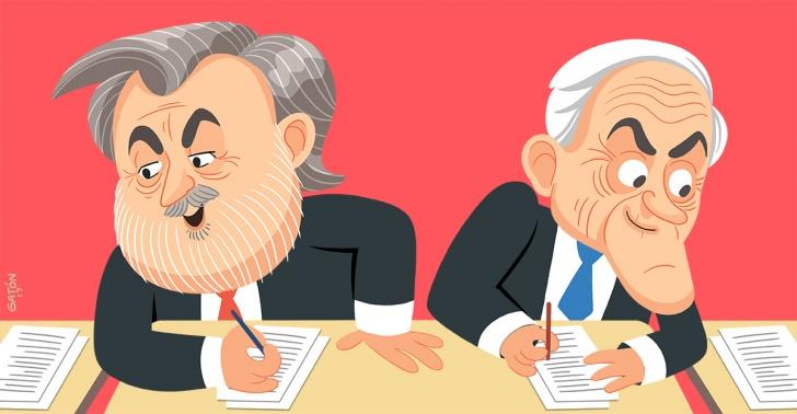 elecciones 2017, presidenciales, Guillier, Piñera, Chile