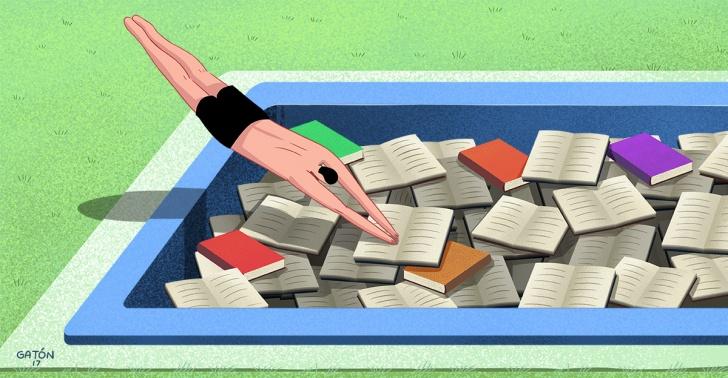 Libros, lectura, Navidad, literatura