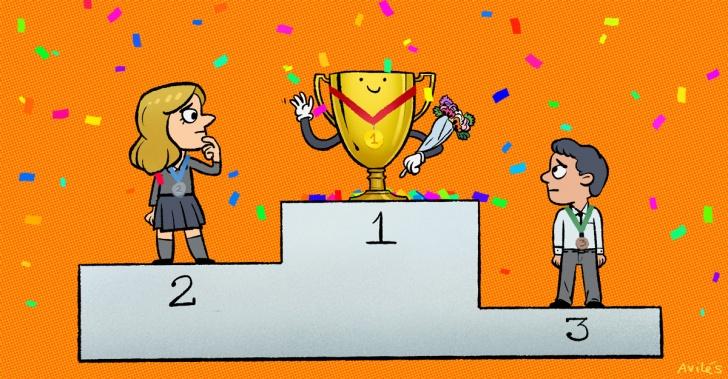 ganar, éxito, premios, victoria, elecciones, humildad