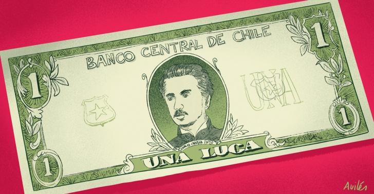 luca, inflación, peso, moneda, economía.