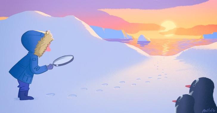 Antártica, investigaciones, cambio climático, ciencia.