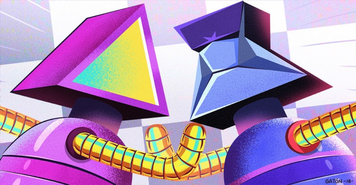 inteligencia artificial, go, robots, ajedrez