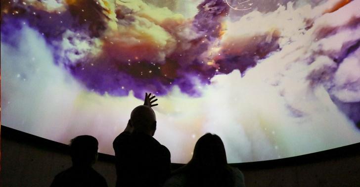 ciencia, educación, interactivo,astronomía