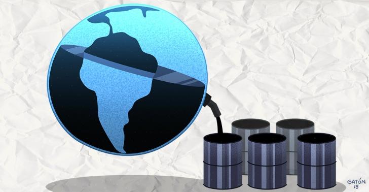 petróleo, energía, energía no renovable, energía renovable, combustibles fósiles, co2