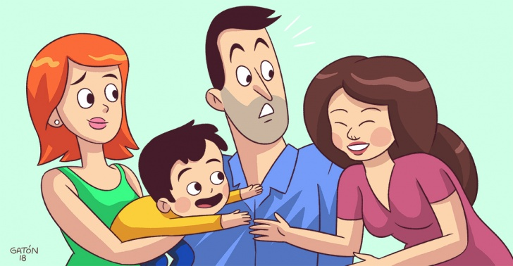 adn, ciencia, genética, estudios, familia