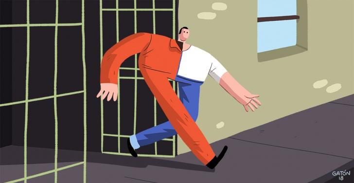 Gasto, mensual, reinserción, programas, Gendarmería, presos, cárcel.