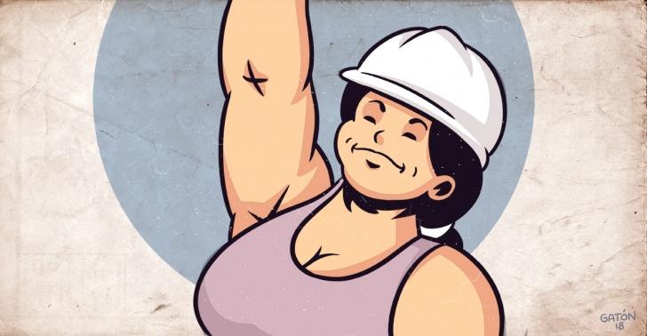 equidad de género, paridad laboral, trabajo, mujeres, empresas