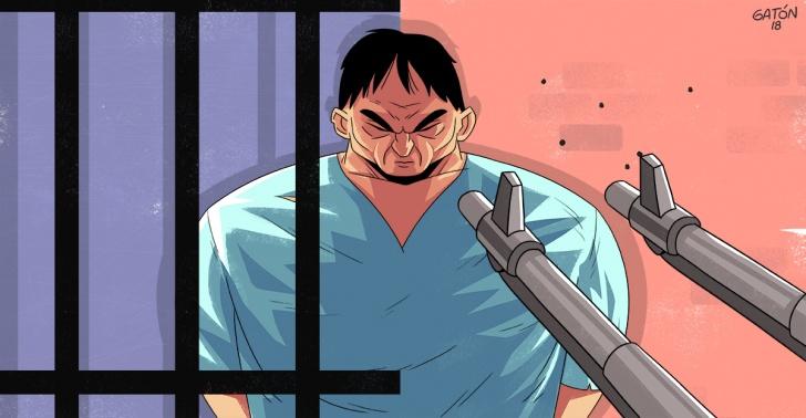 pena de muerte, Ley Sophia, parricidio, leyes, derechos humanos