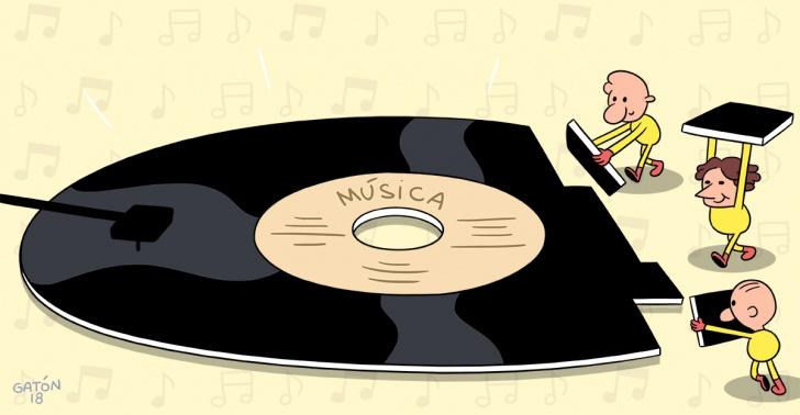 disco, creación, composición, mastering, mezcla, música, etapas