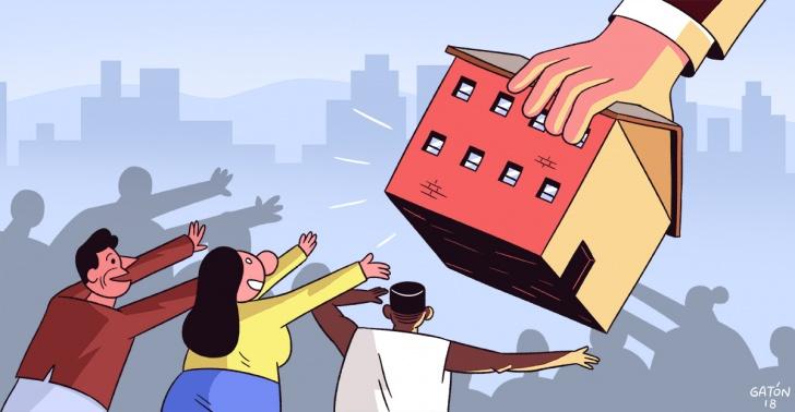 inmobiliaria popular, condominios populares, viviendas sociales