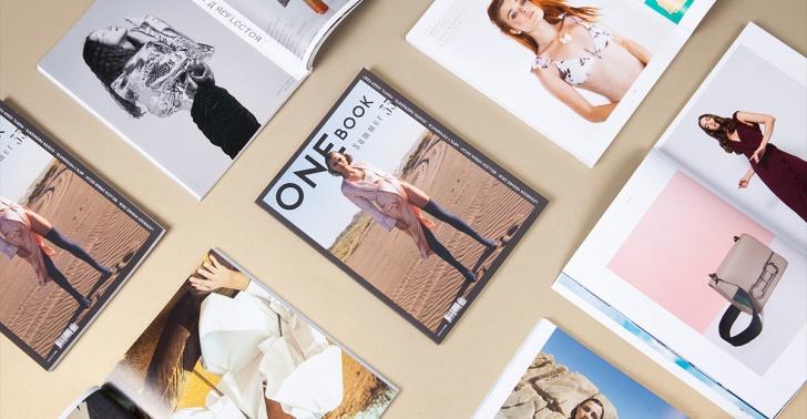 One Book, moda, revista, diseño
