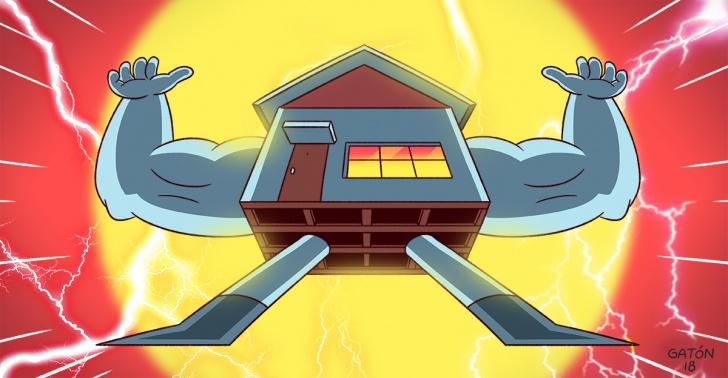 central solar, energía solar, tesla, australia del sur, litio, medioambiente, super batería, elon musk