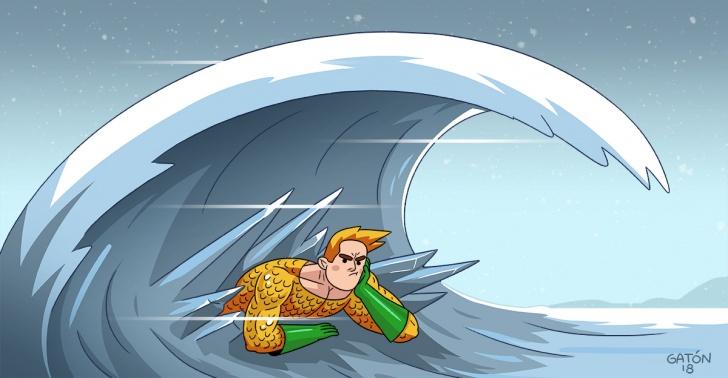 cambio climático, frío, era de hielo, ola de frío, invierno, Hemisferio Norte