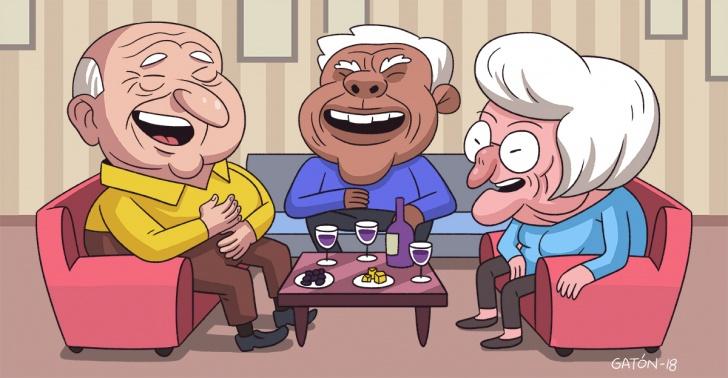 longevidad, vida social, calidad de vida, relaciones, conexiones, Confraternizar, reducción de enfermedades