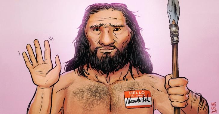antropología, paleoantropología, historia, homo sapiens, hombre de neandertal, ancestros, ADN, evolución