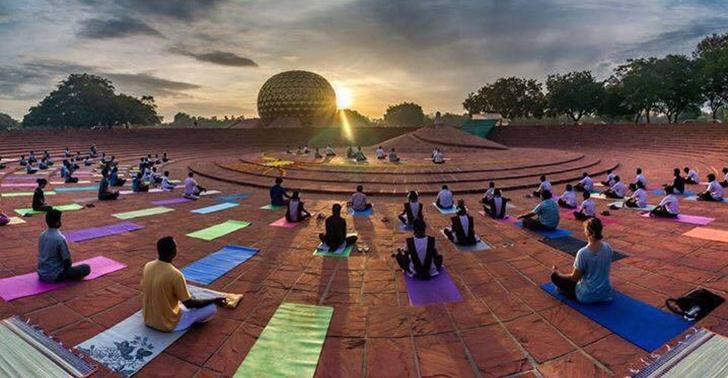 Resultado de imagen para Auroville, India