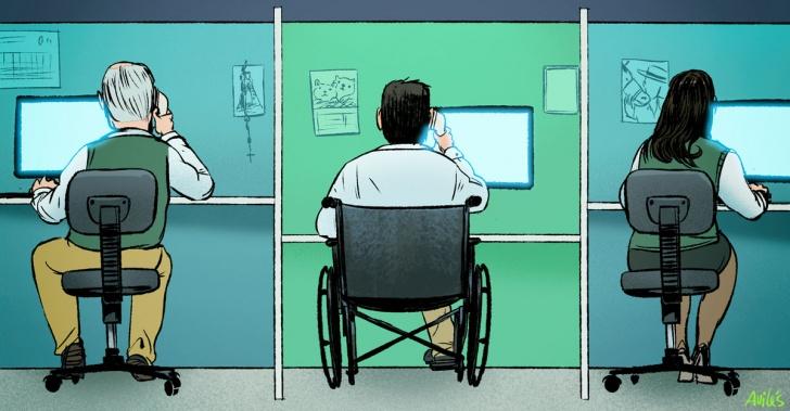 discapacidad, Ingenium , inclusión, Ley de Inclusión Laboral, organización no gubernamental, ONG, Ley 21.015,