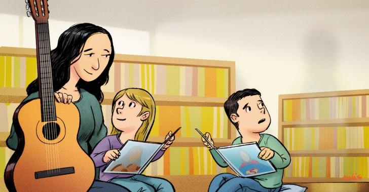equidad de género, libros infantiles, referentes