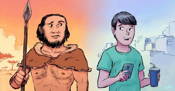 evolución, ser humano, homo sapiens