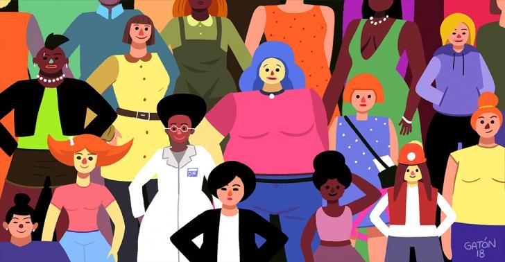 Día de la Mujer, mujeres, feminismo, equidad de género