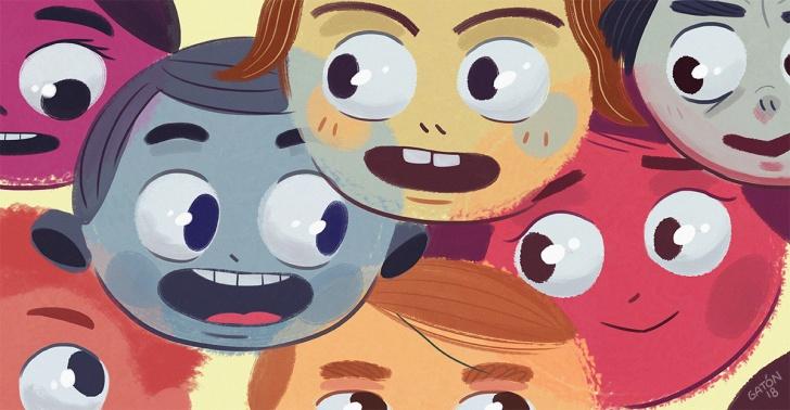 infancia, niños chilenos, felicidad, satisfacción, escolares