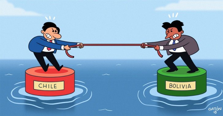 La Haya, demanda, mar, Chile, Bolivia, CIJ, sentencia, negociar.