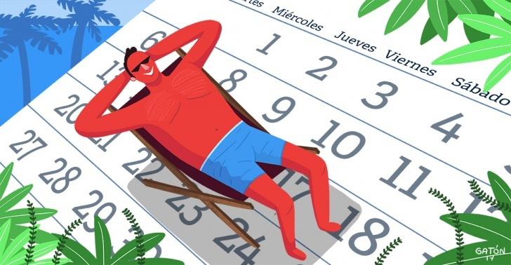 vacaciones, proyecto, ley, 20, dias
