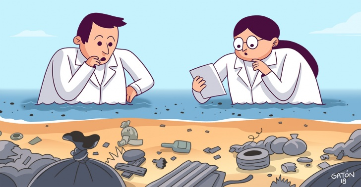 mar, océano, basura, método, latinoamérica, científicos, chile.