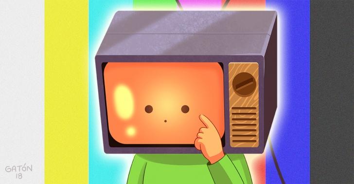 televisión infantil, tv, niños, menores, audiencia, valerio fuenzalida, programación,