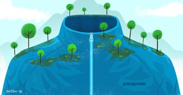 patagonia, marca, compromiso, ecología, medioambiente