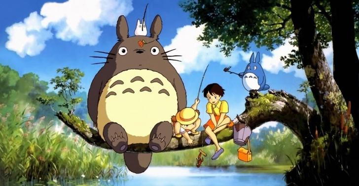 mi vecino totoro, miyazaki, Takahata, animé, japón, animación japonesa