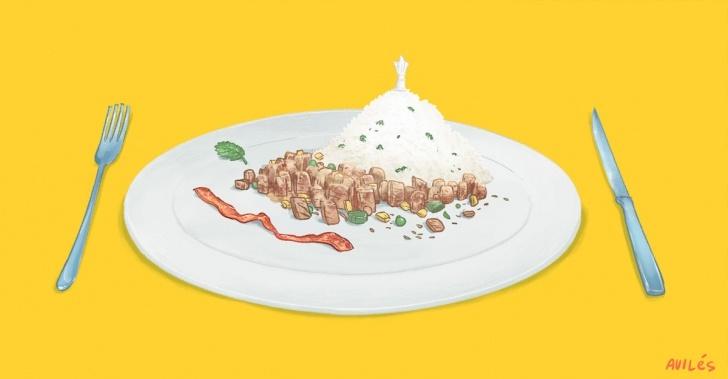 comida, alimentos, platos, cultura