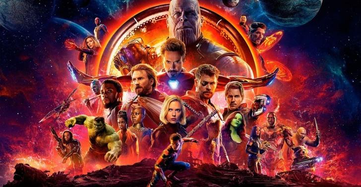 cine, superhéroes, avengers, marvel, crítica