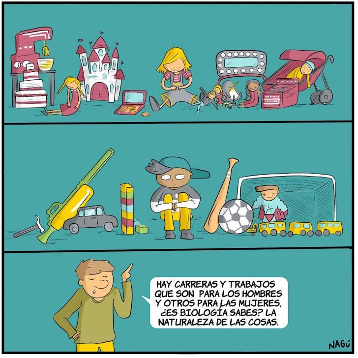 naturaleza, adulto, hombre, mujer, juguetes