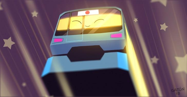 tren, japón, puntualidad, barreras, pasajeros, medidas.