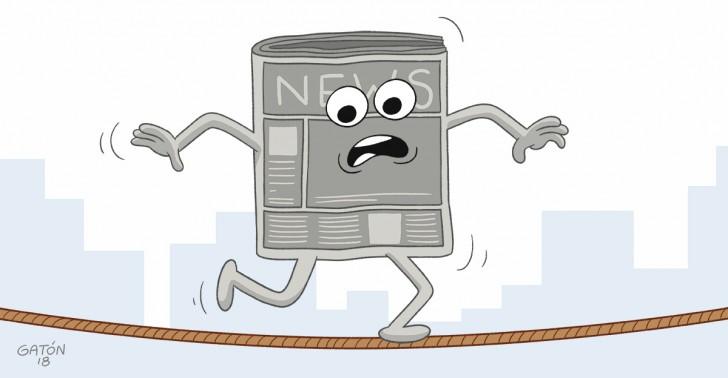 periodismo, medios de comunicación, prensa, redes sociales, crisis, internet, publicidad, paula, pulso, terra, qué pasa, el gráfico, el post, la nación, pulso, copesa