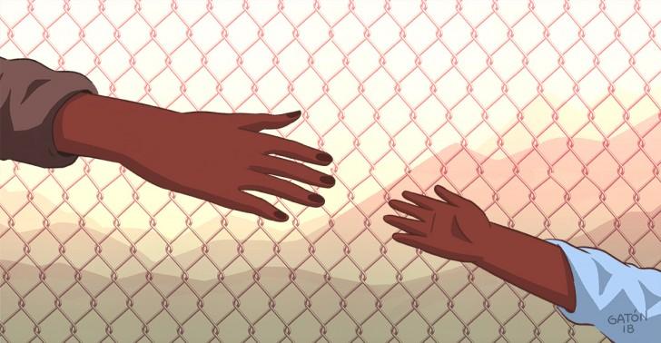 inmigrantes, migración, estados unidos, donald trump, méxico, norteamerica, onu, derechos humanos, separación de familia, tolerancia cero