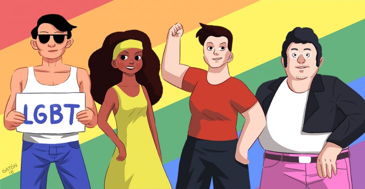 orgullo, diversidad sexual, LGBT, homosexuales, gays, marcha por la igualdad, movilh, homosexualidad
